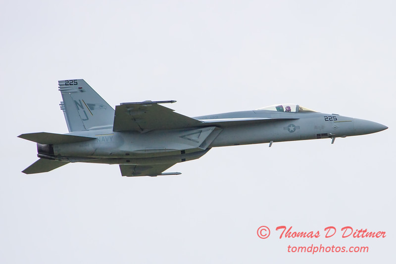 415 - Friday Practice at the Quad City Air Show - Davenport Municipal Airport - Davenport Iowa - August 31st