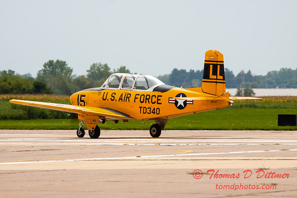 94 - Friday Practice at the Quad City Air Show - Davenport Municipal Airport - Davenport Iowa - August 31st