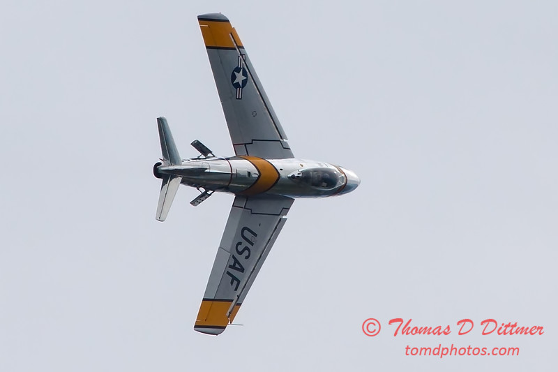 354 - Friday Practice at the Quad City Air Show - Davenport Municipal Airport - Davenport Iowa - August 31st