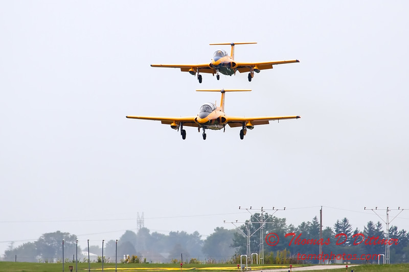 673 - Friday Practice at the Quad City Air Show - Davenport Municipal Airport - Davenport Iowa - August 31st