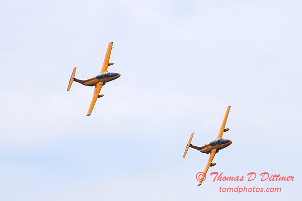 634 - Friday Practice at the Quad City Air Show - Davenport Municipal Airport - Davenport Iowa - August 31st