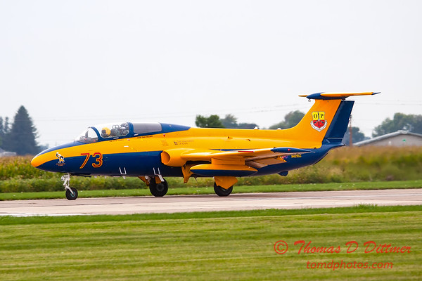 585 - Friday Practice at the Quad City Air Show - Davenport Municipal Airport - Davenport Iowa - August 31st