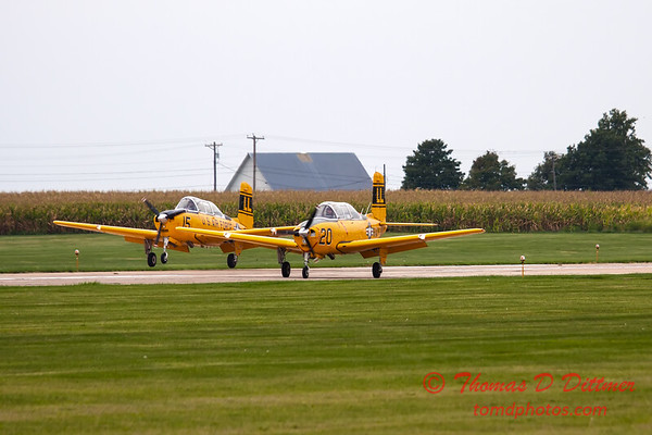 543 - Friday Practice at the Quad City Air Show - Davenport Municipal Airport - Davenport Iowa - August 31st