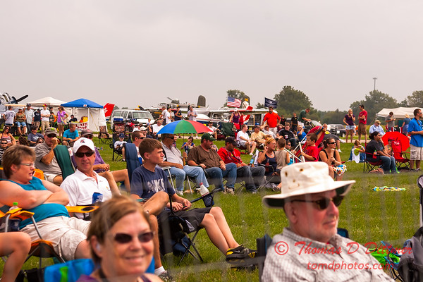 2520 - Sunday at the Quad City Air Show - Davenport Municipal Airport - Davenport Iowa - September 2nd