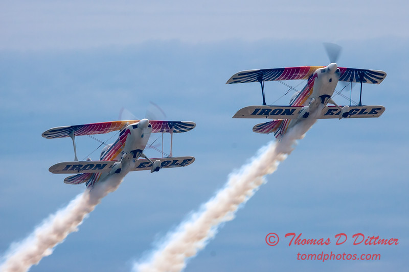 135 - Friday Practice at the Quad City Air Show - Davenport Municipal Airport - Davenport Iowa - August 31st