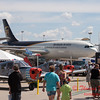 60 - Airbus A300 on display at the 2012 Rockford Airfest - Chicago Rockford International Airport - Rockford Illinois - Sunday June 3rd 2012