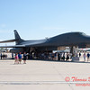 22 - B1B Lancer on display at the 2012 Rockford Airfest - Chicago Rockford International Airport - Rockford Illinois - Sunday June 3rd 2012