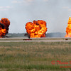 954 - Pyrotechnic Display at the 2012 Rockford Airfest - Chicago Rockford International Airport - Rockford Illinois - Sunday June 3rd 2012