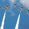 1644 - The RCAF Snowbirds performance at Wings over Waukegan 2012