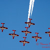 1654 - The RCAF Snowbirds performance at Wings over Waukegan 2012