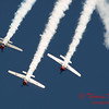 200 - Team Aerostar in Yakovlev Yak-52's perform at Wings over Waukegan 2012