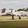 856 - A-10 East arrives at Wings over Waukegan 2012
