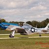 614 - Vlado Lenoch in his P-51 Mustang taxies for departure at Wings over Waukegan 2012
