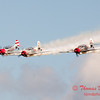 357 - Team Aerostar in Yakovlev Yak-52's perform at Wings over Waukegan 2012