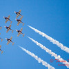 1370 - The RCAF Snowbirds performance at Wings over Waukegan 2012