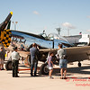 31 - North American P51 Mustang on display at Wings over Waukegan 2012