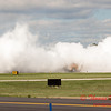 888 - Paul Stender and the Indy Boys School bus ignites the crowd at Wings over Waukegan 2012