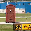 """490 - Paul Stender and the Indy Boys Mobile Out House bring new meaning to """"Hot Gas"""" at Wings over Waukegan 2012"""