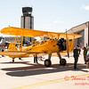 32 - Boeing PT-17 Stearman on display at Wings over Waukegan 2012
