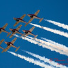 1548 - The RCAF Snowbirds performance at Wings over Waukegan 2012