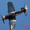1157 - F4U Corsair performing at Wings over Waukegan 2012