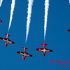1609 - The RCAF Snowbirds performance at Wings over Waukegan 2012