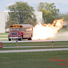 870 - Paul Stender and the Indy Boys School bus ignites the crowd at Wings over Waukegan 2012