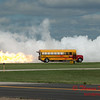 883 - Paul Stender and the Indy Boys School bus ignites the crowd at Wings over Waukegan 2012
