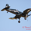 1150 - F4U Corsair performing at Wings over Waukegan 2012