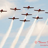 1734 - The RCAF Snowbirds performance at Wings over Waukegan 2012