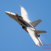 1312 - After Legacy Flight Break-Up, VFA 106 Hornet East F/A-18 flies by Wings over Waukegan 2012