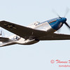 828 - Vlado Lenoch in his P-51 Mustang flies by Wings over Waukegan 2012