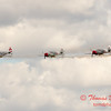 255 - Team Aerostar in Yakovlev Yak-52's perform at Wings over Waukegan 2012