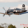 1100 - F4U Corsair departs Wings over Waukegan 2012