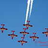 1656 - The RCAF Snowbirds performance at Wings over Waukegan 2012