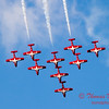 1407 - The RCAF Snowbirds performance at Wings over Waukegan 2012