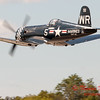 1099 - F4U Corsair departs Wings over Waukegan 2012