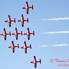 1388 - The RCAF Snowbirds performance at Wings over Waukegan 2012