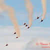 1402 - The RCAF Snowbirds performance at Wings over Waukegan 2012