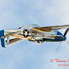 831 - Vlado Lenoch in his P-51 Mustang flies by Wings over Waukegan 2012