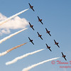 1718 - The RCAF Snowbirds performance at Wings over Waukegan 2012