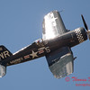 1130 - F4U Corsair performing at Wings over Waukegan 2012