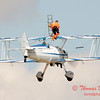974 - Wingwalker Tony Kazian and Dave Dacy perform at Wings over Waukegan 2012