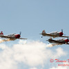 454 - Team Aerostar in Yakovlev Yak-52's perform at Wings over Waukegan 2012