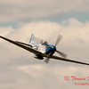 801 - Vlado Lenoch in his P-51 Mustang flies by Wings over Waukegan 2012