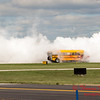 884 - Paul Stender and the Indy Boys School bus ignites the crowd at Wings over Waukegan 2012