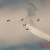 1666 - The RCAF Snowbirds performance at Wings over Waukegan 2012