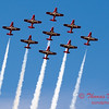 1741 - The RCAF Snowbirds performance at Wings over Waukegan 2012