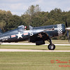 1322 - The F4U Corsair has landed and is returning to parking at Wings over Waukegan 2012