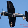 1133 - F4U Corsair performing at Wings over Waukegan 2012